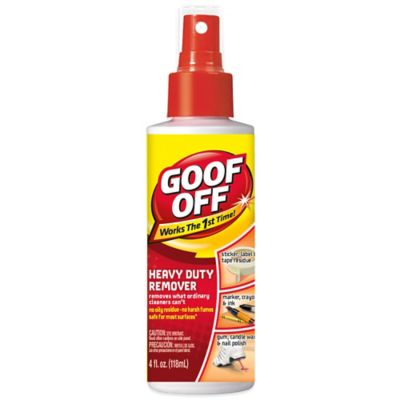 Goof Off® 4 oz. Heavy Duty Remover