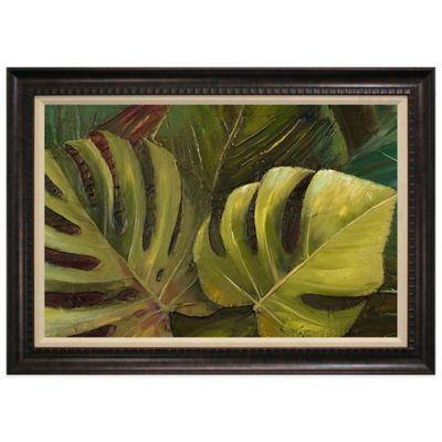 Green For Ever Framed Art