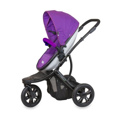 guzzie+Guss Connec+™ +3 Stroller in Purple