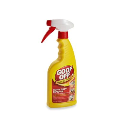 Goof Off 16 oz. Heavy Duty Spot Remover and Degreaser