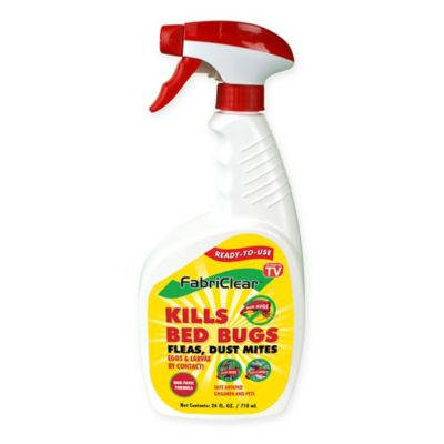 Fabriclear 22 oz. Bed Bug Spray