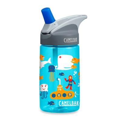 CamelBak® eddy™ Kids .4-Liter Water Bottle in Sea Blue