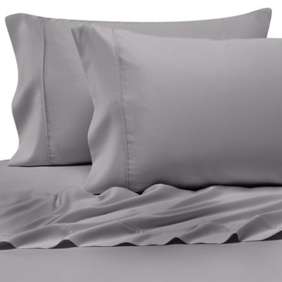 Pure Beech® 100% Modal Sateen King Sheet Set in Silver