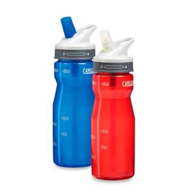 Spill-proof Water Bottle