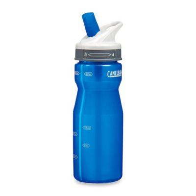 Spill-Proof Water Bottle