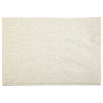 Waterford® Lucida 13-Inch x 19-Inch Placemat in Ivory