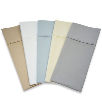 The Easy Sheet® 400 Thread Count Twin Sheet Set in Taupe