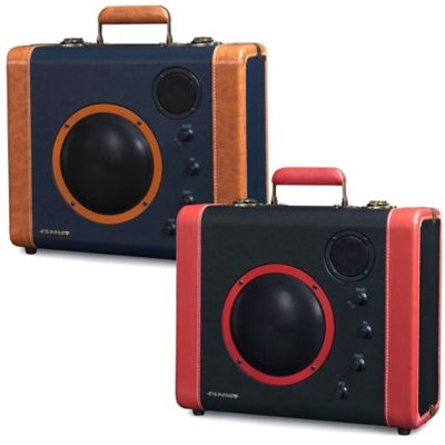 Crosley SoundBomb Portable Speaker System in Black