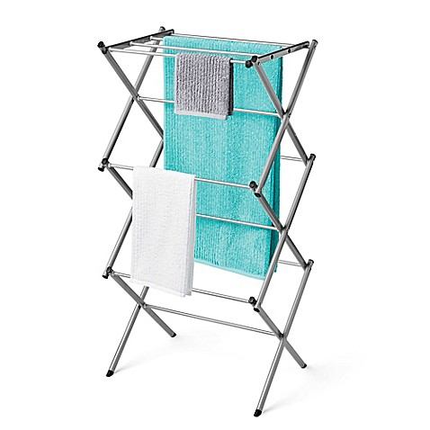 Polder® Compact Accordion Clothes Drying Rack