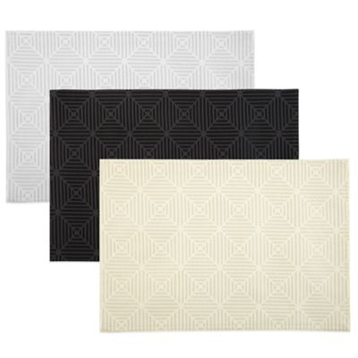 Waterford® Stella 13-Inch x 19-Inch Placemat in Cream