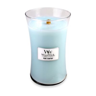 WoodWick® Pure Comfort 22 oz. Jar Candle