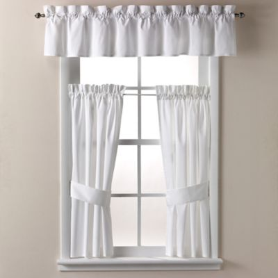 Wamsutta® Regency 45-Inch Window Curtain Tier Pair