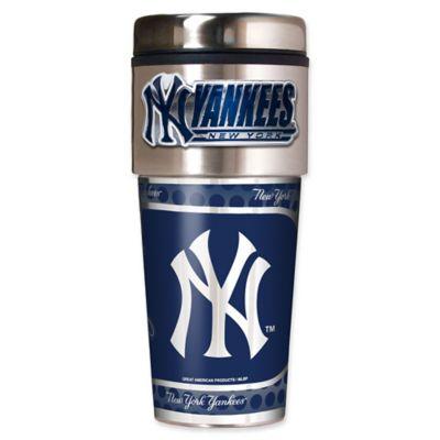 New York Yankees MLB Tumbler