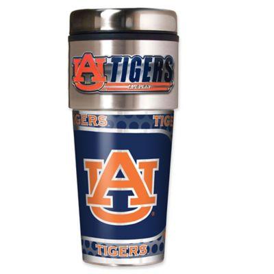 Auburn University 16 oz. Metallic Tumbler