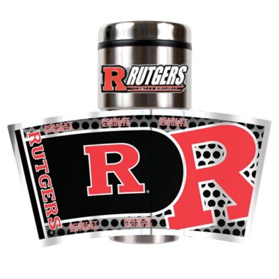 Rutgers University 16 oz. Metallic Tumbler