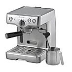 Breville® Die-Cast Model 800ESXL Automatic Espresso Machine