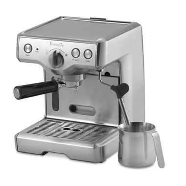 Breville Coffee Maker Water Not Going Out : Breville Die-Cast Model 800ESXL Semi-Automatic Espresso Machine - Bed Bath & Beyond