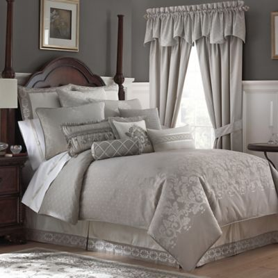Waterford® Linens Colleen Reversible Queen Comforter Set