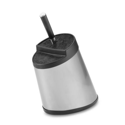 Kapoosh™ Stainless Steel Knife Block