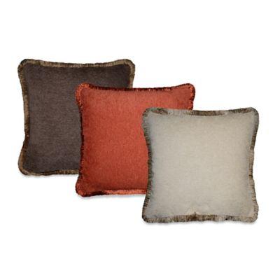 Piemonte Square Throw Pillow Throw Pillows