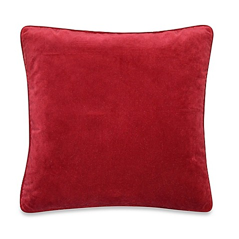 Red Throw Pillow For Bed : Buy Sorrento Throw Pillow in Red from Bed Bath & Beyond