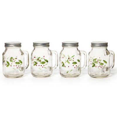 Dishwasher Safe Mason Jars