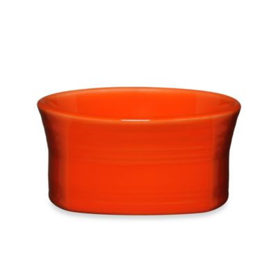 Fiesta® Square Soup Bowl in Poppy