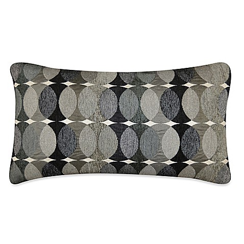 Black Throw Pillows Bed Bath And Beyond : Buy Hyper Throw Pillow in Black from Bed Bath & Beyond