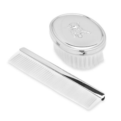 Godinger Ram Brush and Comb Set