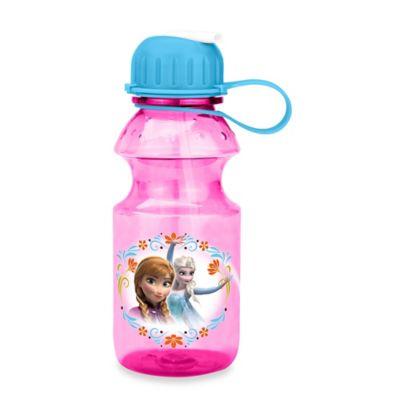 Zak! Designs® Disney® Frozen Anna & Elsa 14 oz. Tritan Water Bottle