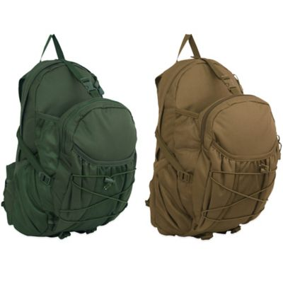 Mercury Luggage/Seward Trunk Code Alpha™ Hydro Daypack in Coyote