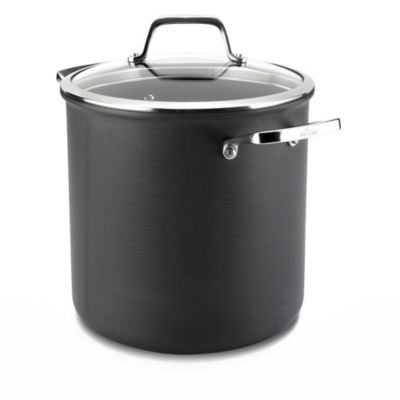 All-Clad B1 Hard Anodized Nonstick 8-Quart Stock Pot with Lid