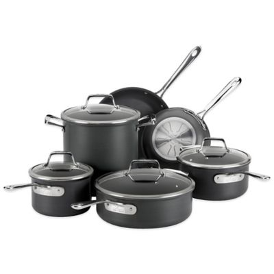 Charcoal Cookware Set