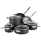 All-Clad B1 Hard Anodized Nonstick 10-Piece Cookware Set