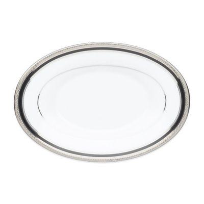 Noritake® Austin Platinum Butter Tray