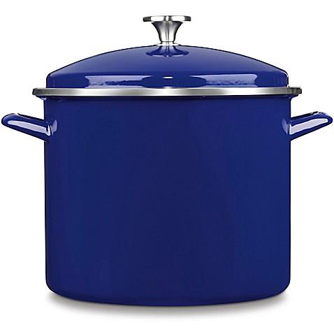 Buy Cuisinart 174 Chef S Classic Enamel On Steel 20 Quart