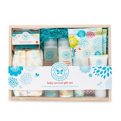 Honest Company Gift Set