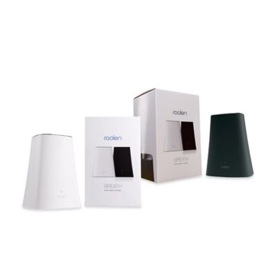 Roolen Breath Smart Ultrasonic Humidifier in Black