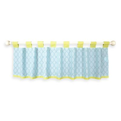 Belle Hide and Seek Window Valance