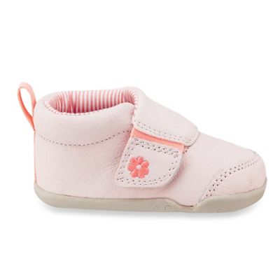 Carter's® Every Step Stage 2 Size 3 Standing Shoe in Light Pink