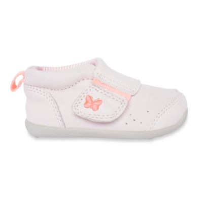 Carter's® Every Step Stage 3 Size 4 Walking Shoe in Light Pink