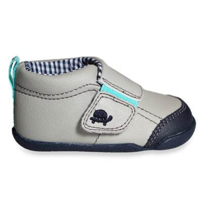 Carter's® Every Step Stage 2 Size 3 Standing Shoe in Grey