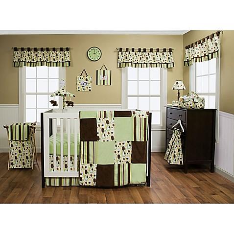 Trend Lab 174 Giggles 3 Piece Crib Bedding Set Buybuy Baby