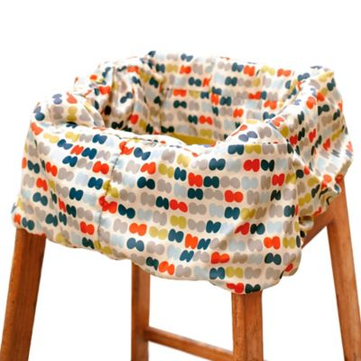 SKIP*HOP® Take Cover Shopping Cart and High Chair Cover in Dots