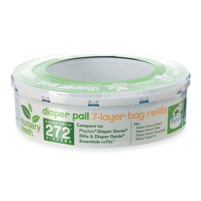 Munchkin® Nursery Fresh 1-Pack Diaper Pail Refills