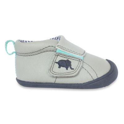 Carter's® Every Step Andy Size 2.5 Stage 1 Shoe in Grey