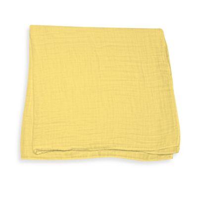 Bright Yellow Blanket
