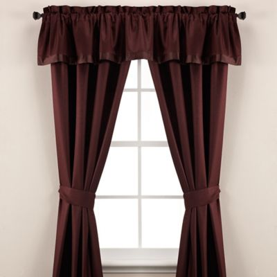 Manor Hill® Pebbles Window Valance