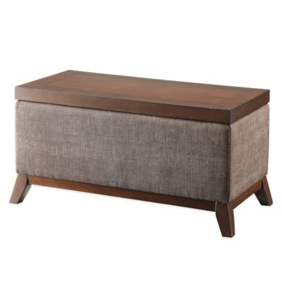 Lift Top Storage Ottoman