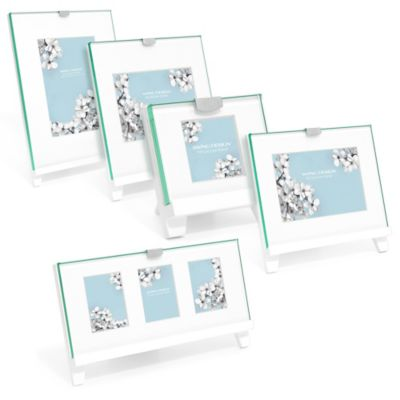 Swing Design™ 3-Opening Easel Frame in White